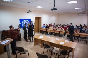 Более 120 представителей ЦСКА/Самара проверили свои знания на Всероссийском географическом диктанте