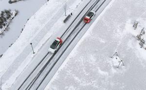 «Яндекс» провел зимние испытания беспилотного автомобиля собственной разработки
