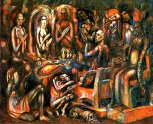 В Самаре открывается выставка «Павел Филонов» из собрания Государственного Русского музея