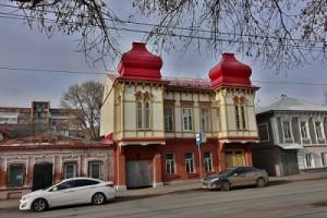 Закончена реставрация городской усадьбы Марии Рафаиловой на Галактионовской, 82