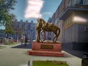 Закладка камня для памятника пятому Александрийскому гусарскому полку состоялась в Самаре