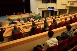 В Саратове предлагают приравнять студенческие стажировки к стажу госслужбы