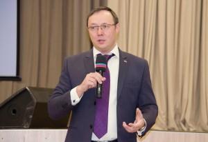 Председатель Думы выступил на научно-практической конференции в Тольяттинском Госуниверситете