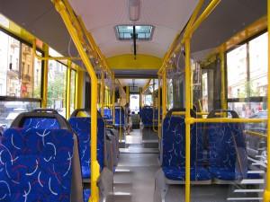 Тепло в самарских трамваях и троллейбусах пустят к следующей неделе