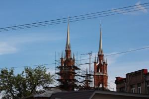 В Самаре торжественно откроют костел после реставрации