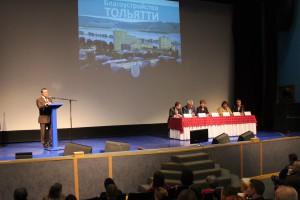 Депутаты Думы Тольятти обсудили с жителями города итоги программы благоустройства