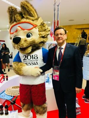Сборные восьми стран сыграют в Самаре на ЧМ-2018