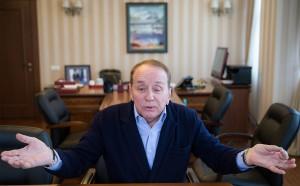 Александр Масляков уволился с поста директора «Планеты КВН»