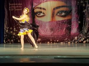 В Самаре в ДК им. Литвинов проходит Межрегиональный чемпионат по восточным танцам