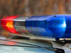Британский полицейский повис на колесе фургона, чтобы спасти авто от падения с моста