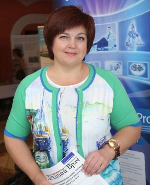 Евгения Михайлова: «По прогнозам ВОЗ, к 2030 году каждый десятый будет иметь сахарный диабет».