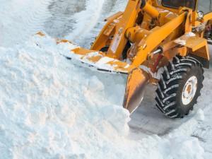 Работы по уборке снега в Самаре ведутся в оперативном режиме