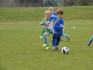 В Самаре и Отрадном пройдет областной финал турнира «Мини-футбол — в школу»