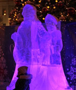 В Самаре на пл. Куйбышева появятся ледяные скульптуры персонажей мультфильмов