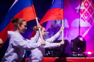 В городском празднике, посвященном Финальной жеребьевке ЧМ-2018, приняло участие более 2000 человек