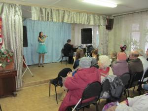 Самарские активисты ОНФ организовали концерт для слабовидящих и оборудовали спортивный зал в доме ребенка
