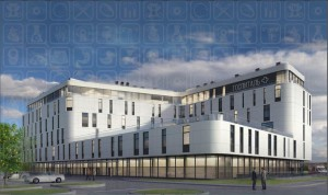 Дмитий Азаров поставил задачу открыть многопрофильный центр
