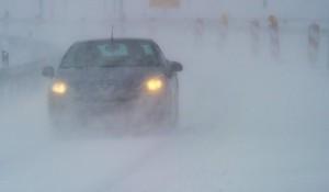 Из-за погоды самарских водителей просят быть особо осторожными