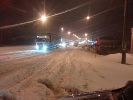 Уточненная информация о затруднении движения на трассе М-5 в м.р. Сызранский
