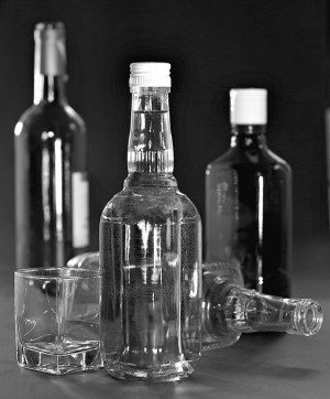 За прошедшую неделю в области из незаконного оборота изъято более 300 литров алкогольной продукции