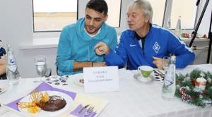 В Политехе проходит поединок «Кулинарный рецепт футбольных побед»