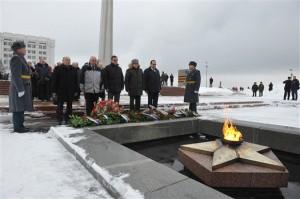 В Самарской области проходят мероприятия, посвящённые Дню Героев Отечества