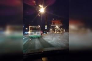 В Самаре установили знаки приоритета перед кольцом на пересечении улиц Чекистов и Магистральной