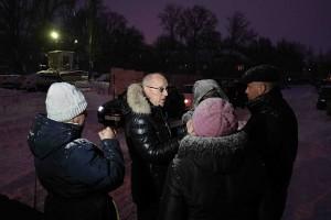 Владимир Василенко провел выездное совещание по проблемному объекту долевого строительства на Мехзаводе в Самаре