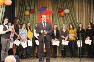 Председатель Думы Тольятти встретился с отличниками учёбы Волжского университета имени В.Н. Татищева