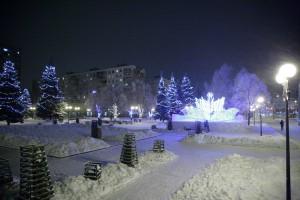 В Самаре ведется подготовка к предстоящим новогодним и рождественским торжествам