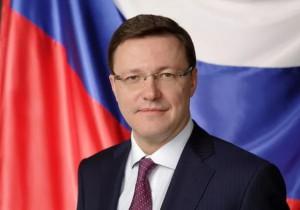Дмитрий Азаров поздравил жителей Самарской области с Днем Конституции Российской Федерации