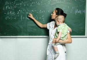 Молодым мамам предоставят преимущества при поступлении в вуз