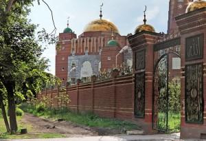 Мусульманская религиозная организация Самары отметит 50-летие мечети