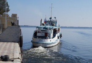 В Сызрани капитана прогулочного теплохода оштрафуют за опасную перевозку пассажиров