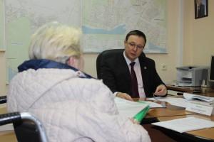 Депутаты Думы Тольятти провели общероссийский день приёма граждан