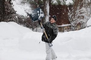 Самарским чиновникам предложили выйти на очистку города от снега
