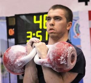 Гиревики из Жигулевска завоевали медали всероссйский соревнований