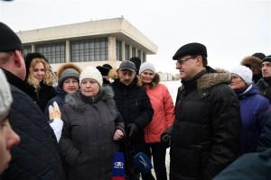Дмитрий Азаров  посетил с рабочим визитом Тольятти