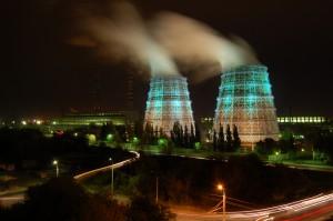 Крупнейшая электростанция Самары отмечает 45-летний юбилей
