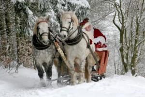 В Самару прибудет Дед Мороз из Великого Устюга
