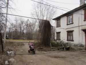 Жительница Жигулевска на чердаке срезала 23 метра телефонного кабеля