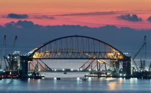 Россияне выбрали название для моста через Керченский пролив