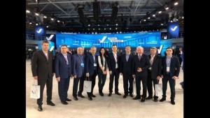 Делегация Самарской области принимает участие в масштабном Форуме Действий ОНФ «Россия устремленная в будущее»
