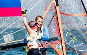 Тольяттинская спортсменка завоевала серебро молодежного чемпионата мира по парусному спорту