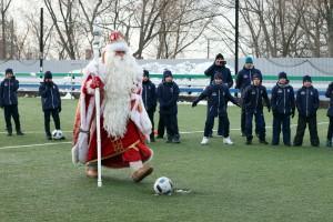 Дед Мороз из Великого Устюга: «С Самарой я давно дружу, и дружба наша год от года крепнет»