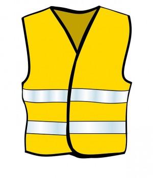 В ПДД внесены поправки по использованию световозвращающих жилетов водителями транспортных средств