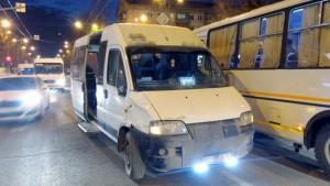 В Тольятти на перекрестке водитель  Fiat Ducato насмерть сбил пенсионера
