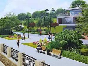 Проект новой набережной Тольятти будет готов в декабре 2018 года