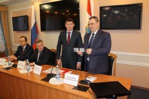 Начальником Управления Минюста России по Самарской области назначен Дмитрий Сержантов
