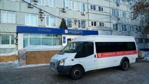 Врачи центра здоровья Самарской поликлиники №15 провели выездной прием в поселке Балашейка
